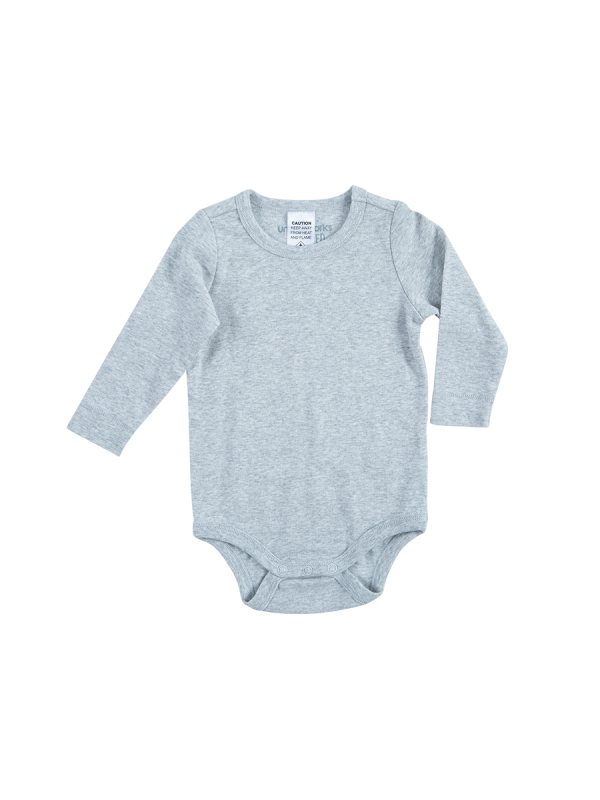 Baby Brushed Cotton Bodysuit