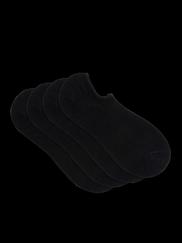 Men's Sneaker Socks 4 Pack